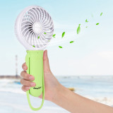 CkeyiN USB Rechargeable Handhold Mini Fan with 3 Files Wind Speed Bandage Outdoor Cooling Fan