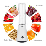 CkeyiN Electric Juicer 600mL Large Capacity Fruit Extractor for Fruits and Vegetables Juicer Machine