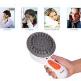 CkeyiN Electric Head Massager Rechargeable Waterproof Head Massager