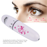 CkeyiN Electric Eye Massager Micro-vibration Eye Wrinkle Dark Circle Remover Massager Portable Eye Care Device