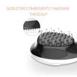 CkeyiN Portable Electronic Head Massage Comb for Relieve Fatigue Headache Scalp Massage Comb