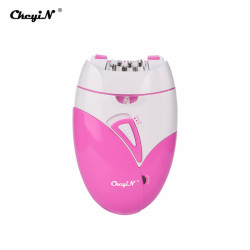 CkeyiN Electric Woman's Hair Remover Rechargeable Women Epilator