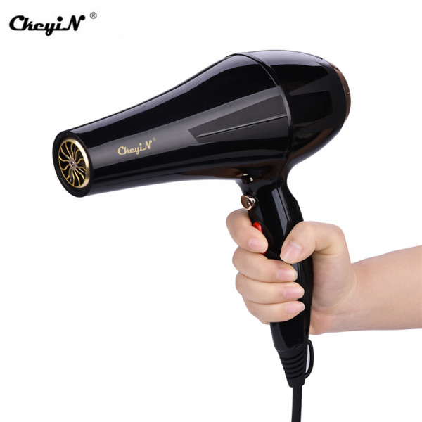 CkeyiN Professional Hair Dryer Blow Dryer 5000W with 2 Speed and 3 Heat Settings