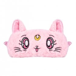 CkeyiN Cute Cartoon Sleep Mask Comfortable Eye Mask with Elastic Head Strap