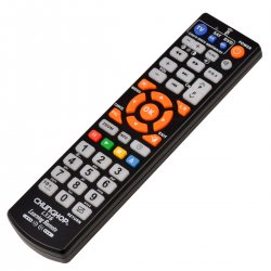 CkeyiN Universal English Smart Remote Control Controller With Learn Function  For TV CBL DVD SAT