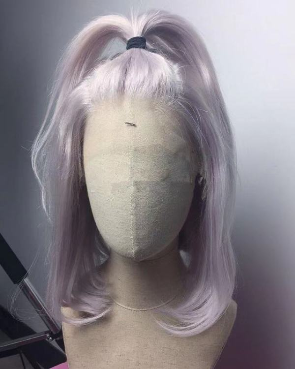 Ulovewigs Human Virgin Hair  Pre Plucked 13*4 Lace Front Wig &Full Lace Wig For Black Woman Free Shipping(ULW0040)