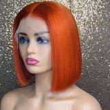 Ulovewigs Pre Plucked Human Virgin Hair  bob wigs Free Shipping(ULW0042)