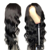 Ulovewigs Human Virgin Hair Pre Plucked Body Wave Lace Front Wig &Full Lace Wig For Black Woman Free Shipping(ULW0072)