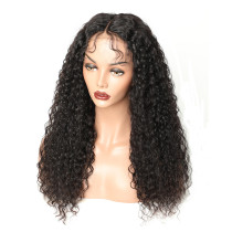 Ulovewigs Human Virgin Hair Wave Pre Plucked  Lace Front Wig And Full Lace Wig For Black Woman Free Shipping (ULW0091)