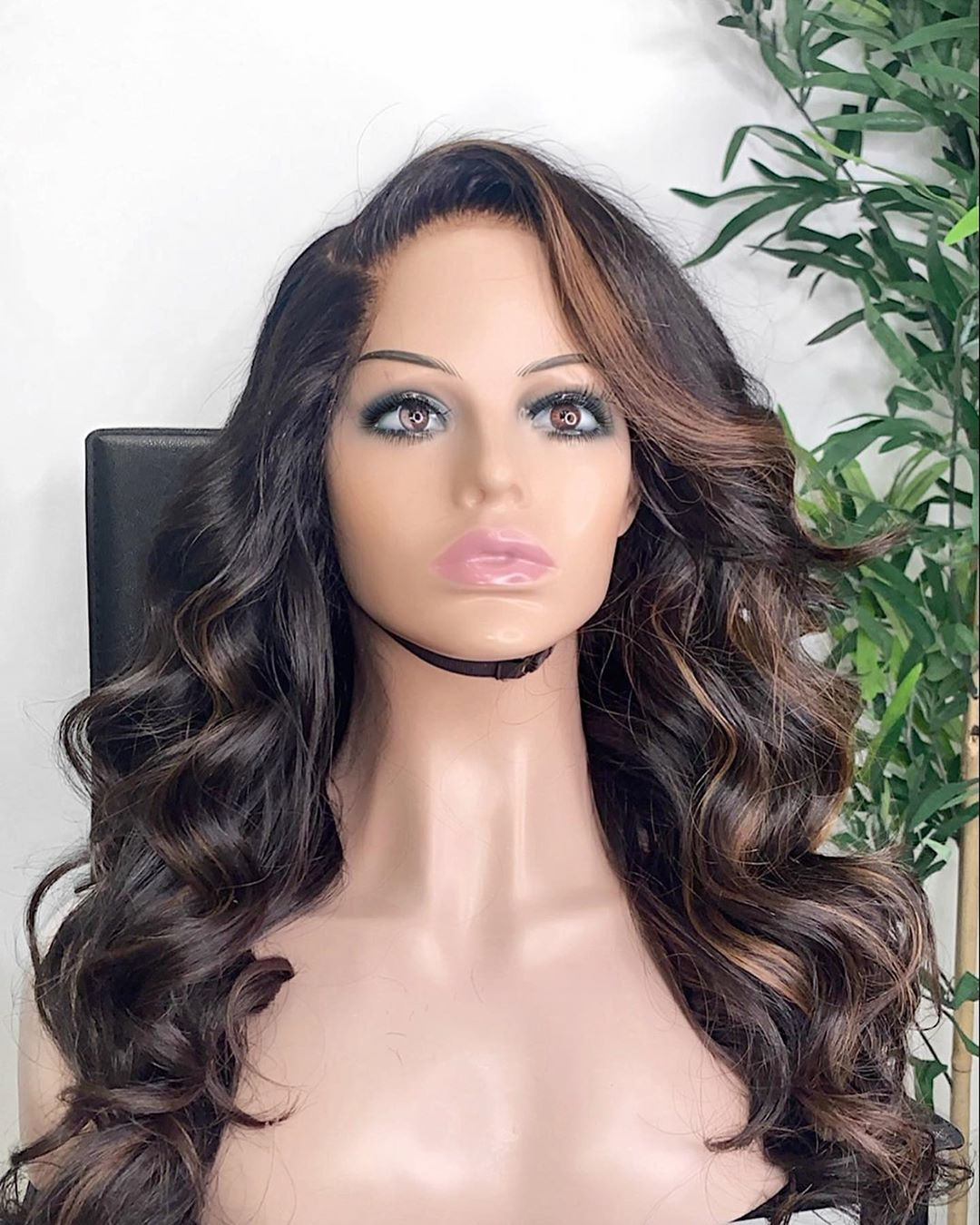 Ulovewigs Human Virgin Hair Beyoncét Style Pre Plucked Lace Front Wig  Free Shipping (ULW0129)