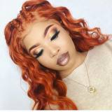 Ulovewigs Human Virgin Hair  Pre Plucked Lace Front Wig And Full Lace Wig  Free Shipping (ULW0142)