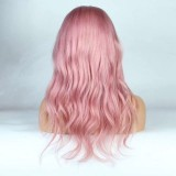 Ulovewigs Human Virgin Hair  Pre Plucked Lace Front Wig And Full Lace Wig  Free Shipping (ULW0211)