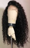 Ulovewigs Human Virgin Hair Pre Plucked Lace Front Wig  Free Shipping (ULW0235)