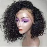 Ulovewigs Human Virgin Hair Pre Plucked Lace Front Wig  Free Shipping (ULW0240)