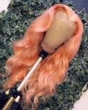 Ulovewigs Human Virgin Hair Pre Plucked Lace Front Wig And Full Lace Wig   Free Shipping (ULW0243)