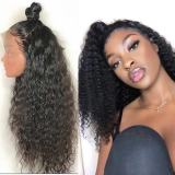Ulovewigs Human Virgin Hair Pre Plucked 13*6 Lace Front Wig And Full Lace Wig Free Shipping (ULW0278)