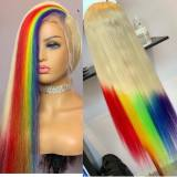 Ulovewigs Human Virgin Hair Pre Plucked Lace Front Wig And Full Lace Wig 5X5 lace wig  Free Shipping (ULW0305)
