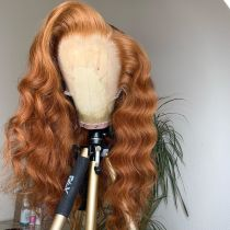 Ulovewigs Human Virgin Hair Pre Plucked Lace Front Wig And Full Lace Wig Free Shipping (ULW0331)