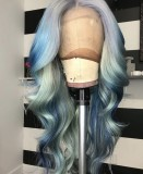 Ulovewigs Human Virgin Hair Pre Plucked Lace Front Wig And Full Lace Wig 5X5 lace wig Free Shipping (ULW0366)