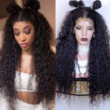 Ulovewigs Human Virgin Hair Pre Plucked 13*6 Lace Front Wig And Full Lace Wig Free Shipping (ULW0269)