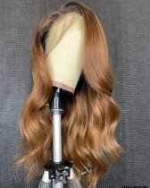 Ulovewigs Human Virgin Hair Pre Plucked Lace Front Wig  Free Shipping (ULW0403)