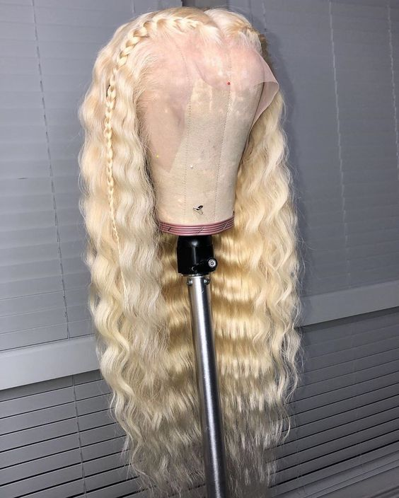 Ulovewigs Human Virgin Hair Pre Plucked Lace Front Wig And Full Lace Wig Free Shipping (ULW0408)
