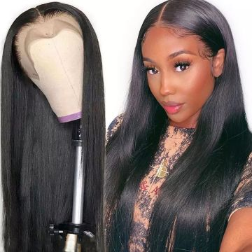 Ulovewigs Pre Plucked Human Virgin Hair for black women Free Shipping(ULW0014)