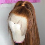 Ulovewigs Human Virgin Hair Pre Plucked Lace Front Wig  Free Shipping (ULW0435)