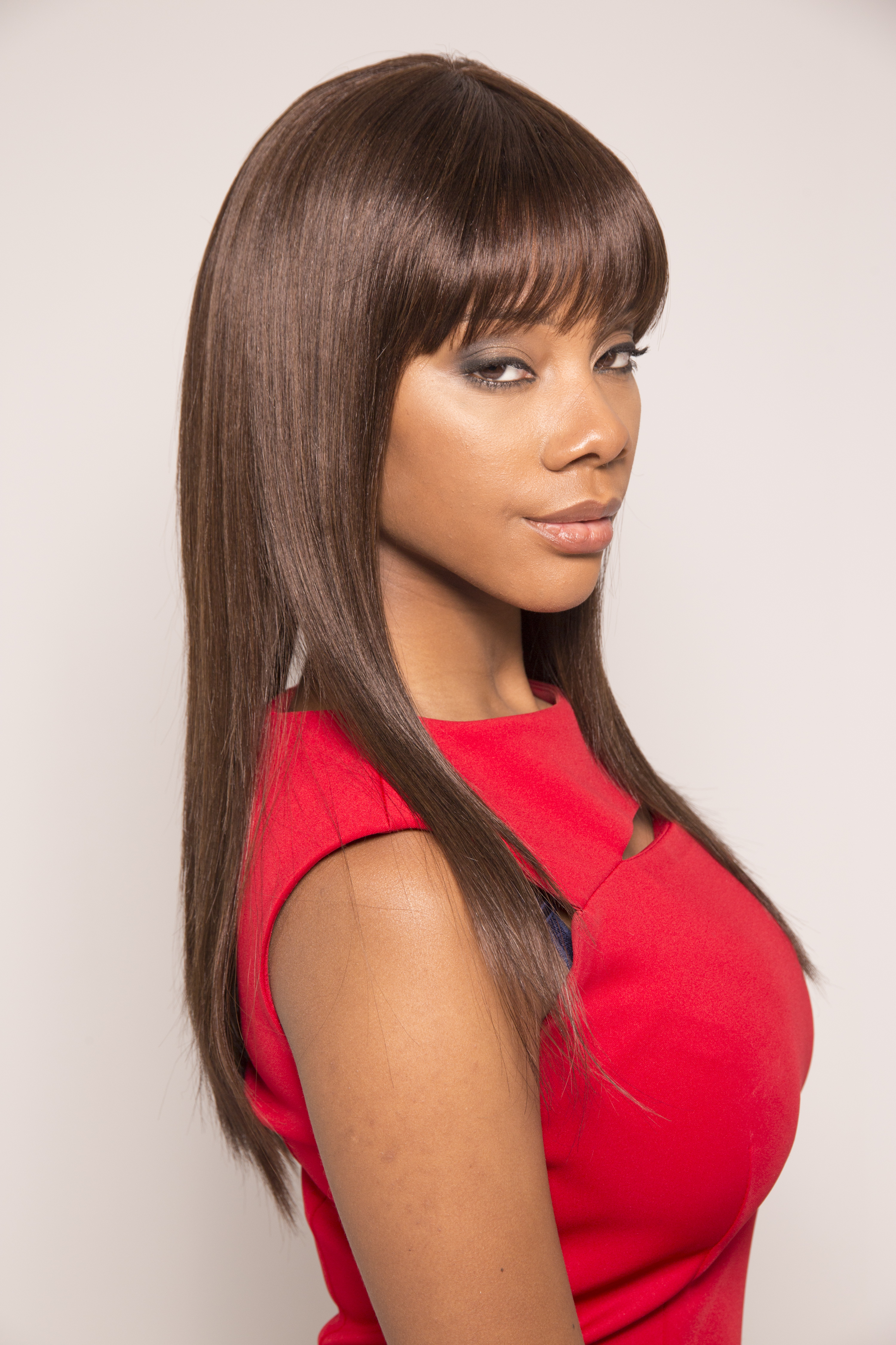 Ulovewigs STACY Human Virgin Hair Full Machine Wigs For Woman Free Shipping (ULW0508)