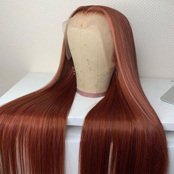 Ulovewigs Human Virgin Hair Goddess Style Pre Plucked Lace Front Wig Free Shipping(ULW0128)