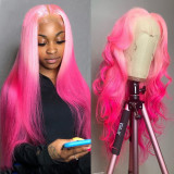 Ulovewigs Human Virgin Hair Pre Plucked Lace Front Wig And Full Lace Wig Free Shipping (ULW0222)