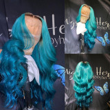 Ulovewigs Human Virgin Hair Pre Plucked Lace Front Wig  Free Shipping (ULW0425)