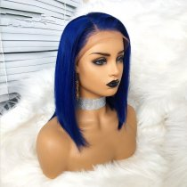 Ulovewigs Pre Plucked Human Virgin Hair  bob wigs for black women Free Shipping(ULW0041)