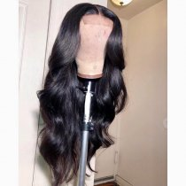 Ulovewigs Human Virgin Hair  Pre Plucked Lace Front Wig And Full Lace Wig For Black Woman Free Shipping (ULW0171)