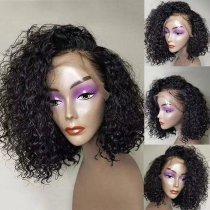 Ulovewigs Human Virgin Hair Pre Plucked Lace Front Wig And Full Lace Wig Free Shipping (ULW0240)