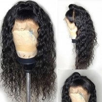 Ulovewigs Human Virgin Hair Pre Plucked Lace Front Wig And Full Lace Wig Free Shipping (ULW0256)