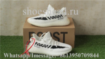 Off White x Adidas Yeezy Boost 350 V2 White 2018