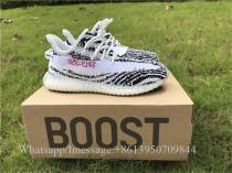 Infant Yeezy Boost 350 V2 Zebra