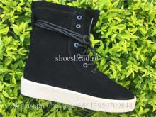 Yeezy Season 2 Boot Black