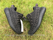 Infant Yeezy Boost 350 Pirate Black