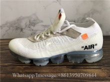 Off White x Nike Air VaporMax 2.0 White