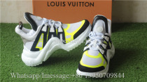 Louis Vuitton Archlight Sneaker Fluorescent White Blue