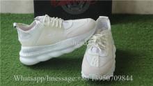 2Chainz Versace Chain Reaction Sneaker Triple White