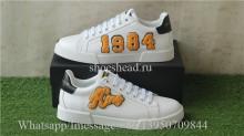 Dolce Gabbana King Patch Low Sneaker
