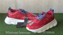 2Chainz Versace Chain Reaction Shoes Red