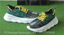 2Chainz Versace Chain Reaction Sneaker Green
