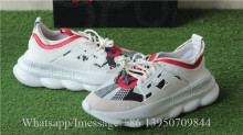 2Chainz Versace Chain Reaction Shoes White
