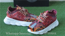 2Chainz Versace Chain Reaction Shoes Red Wine