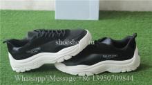 Valentino Garavani Low 18FW Sneaker Black White