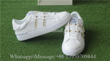 Valentino Garavani Rockstud Untitled Sneakers White